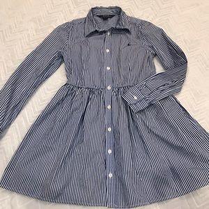 Polo Ralph Lauren Button up dress.
